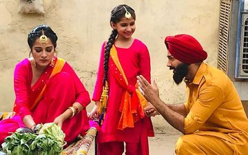 Gurmukh: Kuljinder Singh Sidhu Shares Cute BTS Pictures On Instagram