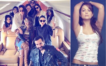 LET'S GET THIS PARTY STARTED: Kareena, Saif, Malaika Fly Off  To Goa For Amrita's Birthday Bash. Malaika Arora And Karisma Kapoor Share Pics Of The Gang Of Friends