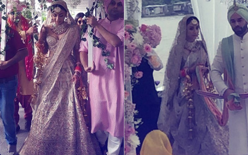Aisha Actress Amrita Puri's Wedding Pictures Are Straight Out Of A Fairytale