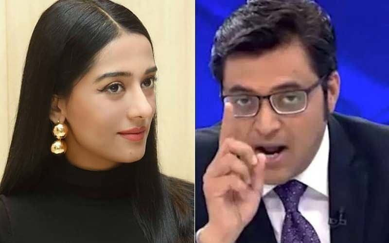 New Mommy Amrita Rao Seeks Arnab Goswami's Release After He Was Arrested; Says 'We Want Arnab Back'