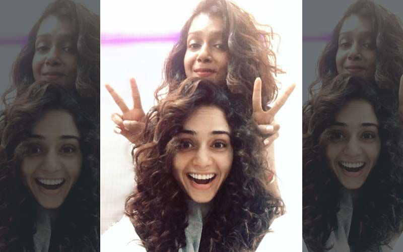 Amruta Khanvilkar's New Look On Instagram: Is This A Preparation For Her New Project?