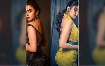 Amruta Khanvilkar Tells Us How A Saree Can Amp The Glamor Quotient If You Carry It Right!