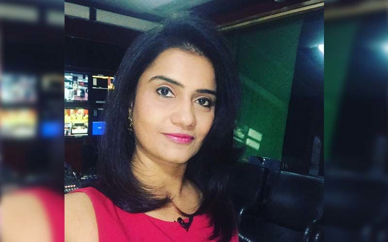 Amruta Subhash Empathises With The Agony A Frontline Healthcare Worker