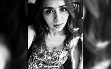 Amruta Khanvilkar's Recent Photoshoot Reveals Her Playful And Vivacious Sid