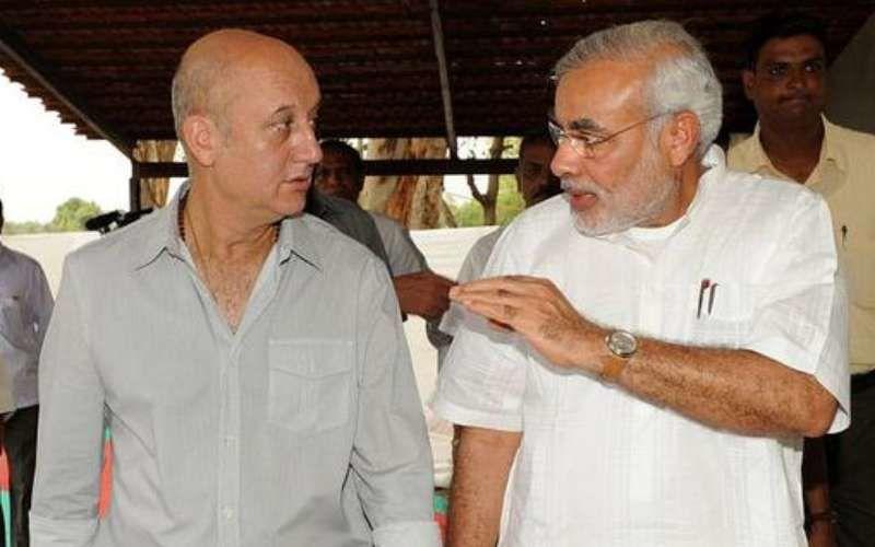 लोकसभा चुनाव के परिणामों की घोषणा से पहले अनुपम खेर ने कहा- भारत का भविष्य और भी उज्जवल होगा