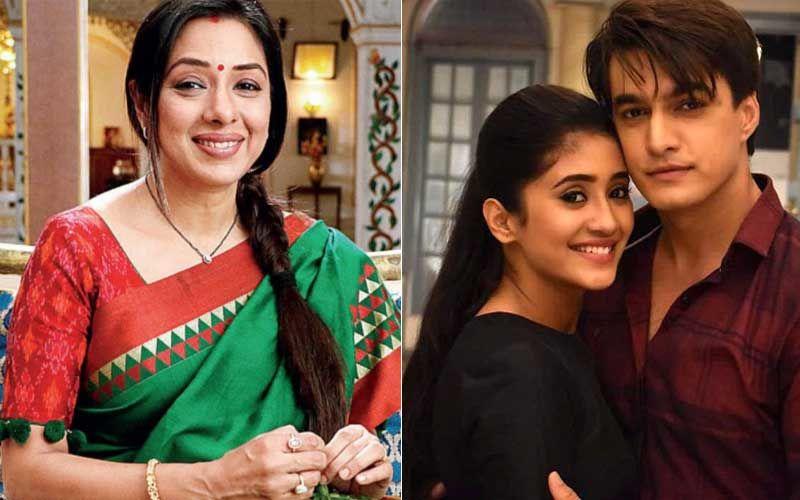 HIT OR FLOP: Anupamaa Continues To TOP The TRP Charts; Yeh Rishta Kya Kehlata Hai Makes It To Top 5