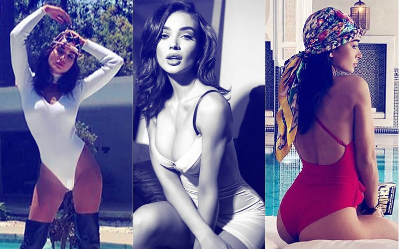 7 Pics Of Amy Jackson That Spell Magic And Madness