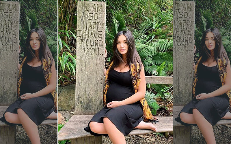 Mom-To-Be Amy Jackson Shares An Enlightening Message; Says It's Important To Get Up, Get Changed, And Spend Some Time Outside