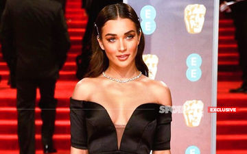 Amy Jackson Is Pregnant; 2.0 Actress On Cloud Nine!