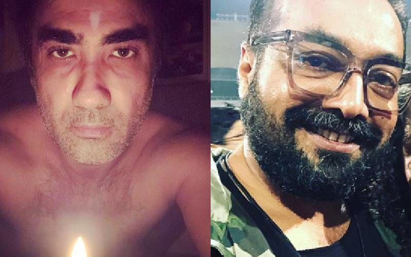 Ranvir Shorey And Anurag Kashyap Indulge In A Twitter War; Discuss 'Whose Flunky Is Who'