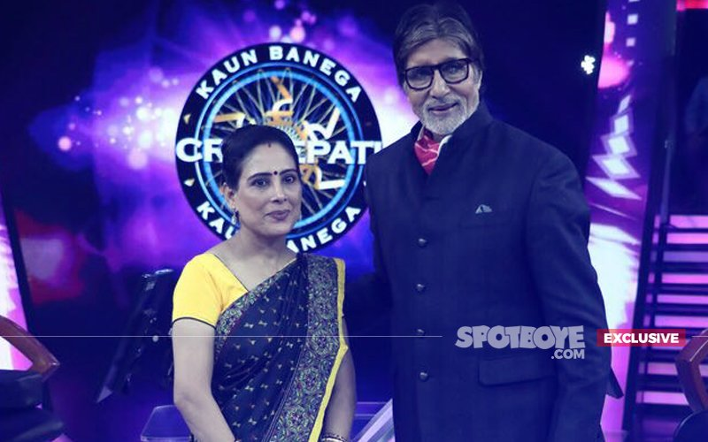 KBC 9's First Crorepati Anamika Majumdar: My Husband Wasn't Convinced That I'll Win A Crore