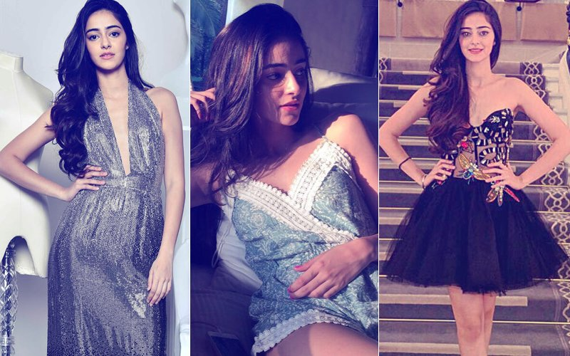 SOTY 2 Girl Ananya Panday's 9 Jaw-Dropping Pictures