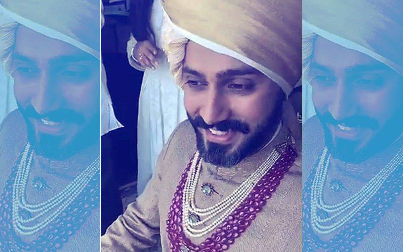 Sonam Kapoor Wedding: Groom Anand Ahuja Looks Elegant & Dapper In A Beige Sherwani