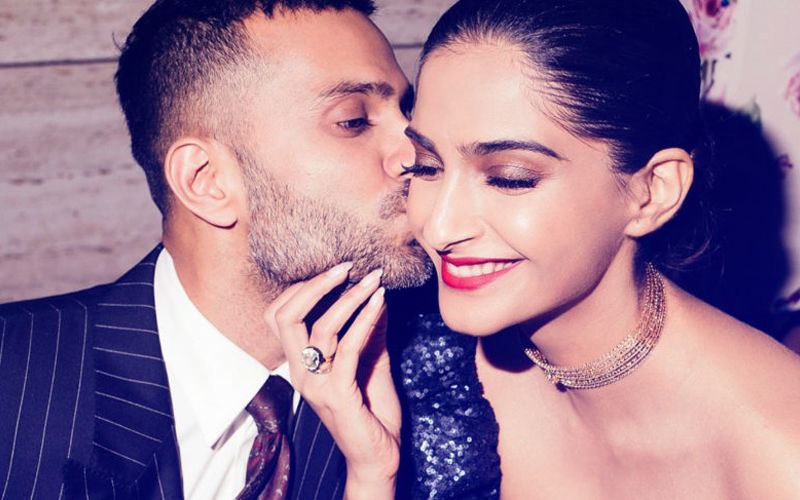 "Anand Ahuja's Special Birthday Wish For His ""Breathtaking"" New Bride, Sonam Kapoor"