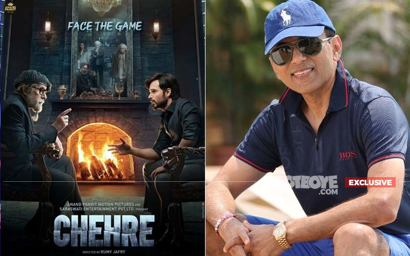 Chehre New Release Date: Producer Anand Pandit Shares An Update On The Amitabh Bachchan-Emraan Hashmi Starrer- EXCLUSIVE