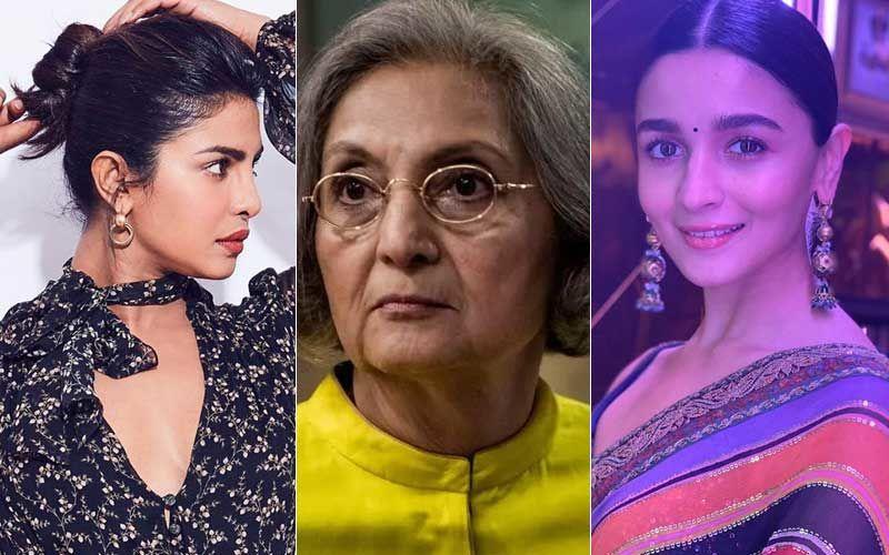 Ma Anand Sheela Chooses Alia Bhatt Over Priyanka Chopra For Her Biopic; Says 'She Has That Spunk'