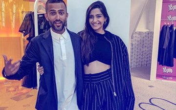 Sonam Kapoor's Valentine's Day Message To Anand Ahuja: I Am The LUCKIEST Girl In The World!