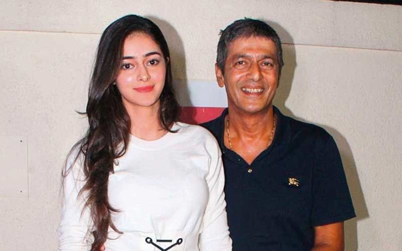 Chunky Panday Reacts On Daughter Ananya Panday's Quote Of 'Behaving Like A Teenager'