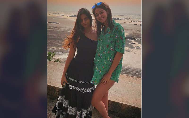 Happy Birthday Suhana Khan: Ananya Panday Makes An Adorable Wish For Bestie, Says: 'You Will Be My Little Baby Forever'