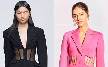 Ananya Panday's 'Gandi Copy' Called Out By Notorious Fashion Police Diet Sabya