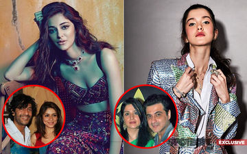 Ananya Panday's Parents' US And UK Vacay With Her Best Friend Shanaya Kapoor's Mom And Dad- Details Inside