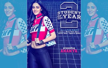 SpotboyE News Confirmed: It's Ananya Pandey In Karan Johar's SOTY 2