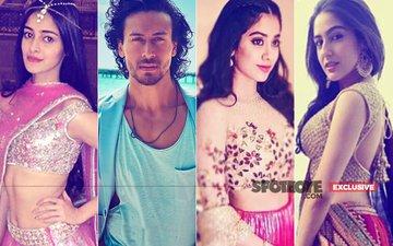 Ananya Pandey, Jhanvi Kapoor & Sara Ali Khan Are NOT Paddings: Tiger Shroff Clears The Air