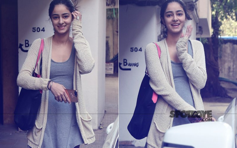5 Pics Of Ananya Pandey With All Her Hotness Will Make Your Monday Evening Brighter