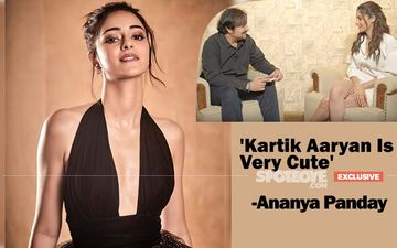 Ananya Panday Talks Eye To Eye On Her Relationship With Kartik Aaryan, Donning Daddy's Shirts And Her Grey Areas- EXCLUSIVE