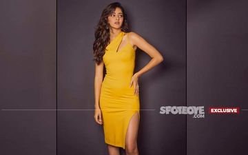 Ananya Panday Was 'Shocked' That She Was Offered To Play The 'Woh' In Pati Patni Aur Woh- EXCLUSIVE