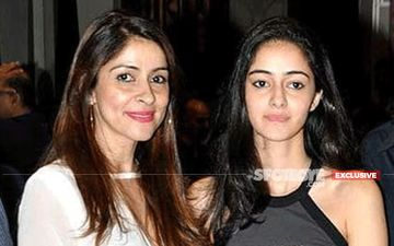 Ananya Panday And Her Mother Bhavna's FIRST Ramp Walk Had Something In Common- EXCLUSIVE