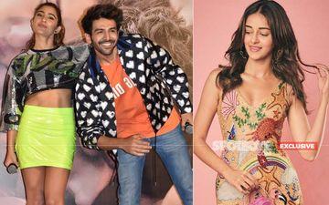 Kartik Aaryan Spills The Beans: 'Am I Dating Sara Ali Khan Or Ananya Panday? Well, Sara Knows It All'- VIDEO