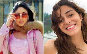 Kareena Kapoor Khan Goes 'Oh My God' As Ananya Panday Reveals She Got Her K3G Character 'Poo' Printed Behind Her Jacket- VIDEO