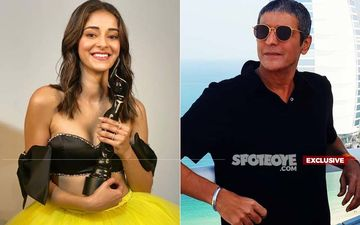 Ananya Panday's Filmfare WIN Makes Daddy Chunky Proud, Says 'She Did What I Couldn't Do In 34 Years, I Wish I Was There'- EXCLUSIVE