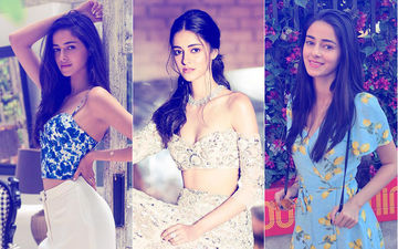 Ananya Panday's 5 Sizzling Pictures From Her Instagram
