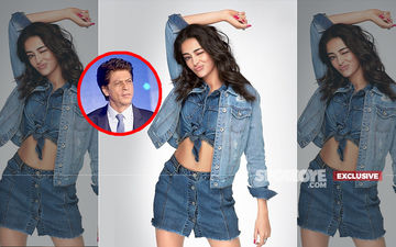 When Shah Rukh Khan Called Ananya Panday
