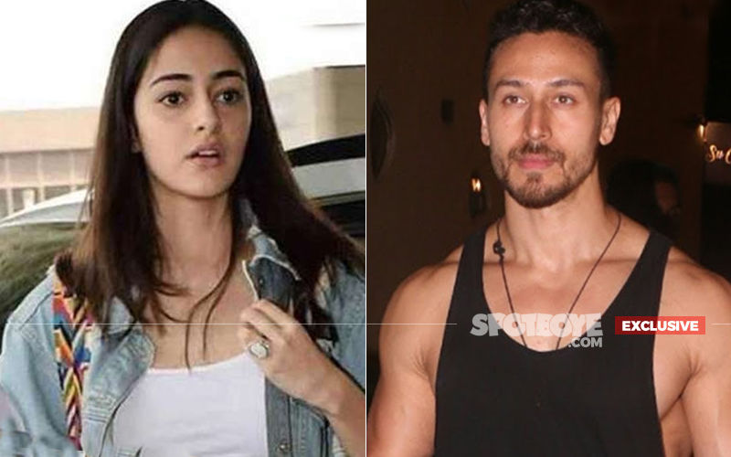 OMG! Ananya Panday wants To Give Tiger Shroff A Makeover And The Culprit Is His Ganji!!