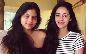 Ananya Panday Has Something To Say About Suhana Khan's Big Bollywood Debut