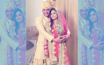Diya Aur Baati Hum Actor Anas Rashid On Getting Hitched To Heena Iqbal: I Feel Content & Complete