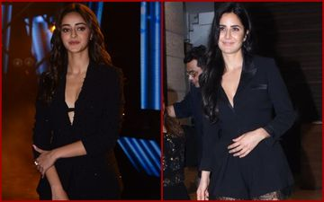 Ananya Panday Vs Katrina Kaif- Whose 'Black' Magic Is Leaving You Smitten?