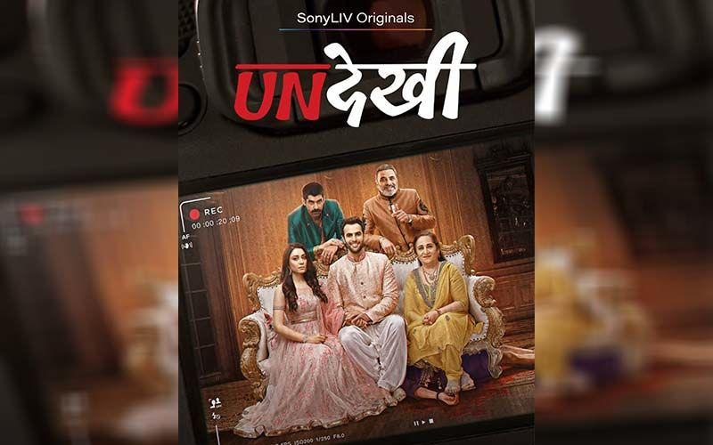 Zakhmi Actress Anchal Singh Starring 'Undekhi' Released On Sony Liv