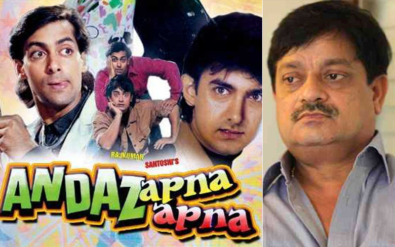 Salman Khan And Aamir Khan To Come Together For Andaz Apna Apna Sequel; Confirms Writer Dilip Shukla