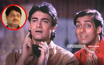 Andaz Apna Apna 2: No Salman Khan-Aamir Khan In The Sequel Yet! Writer Dilip Shukla Hallucinating?- EXCLUSIVE