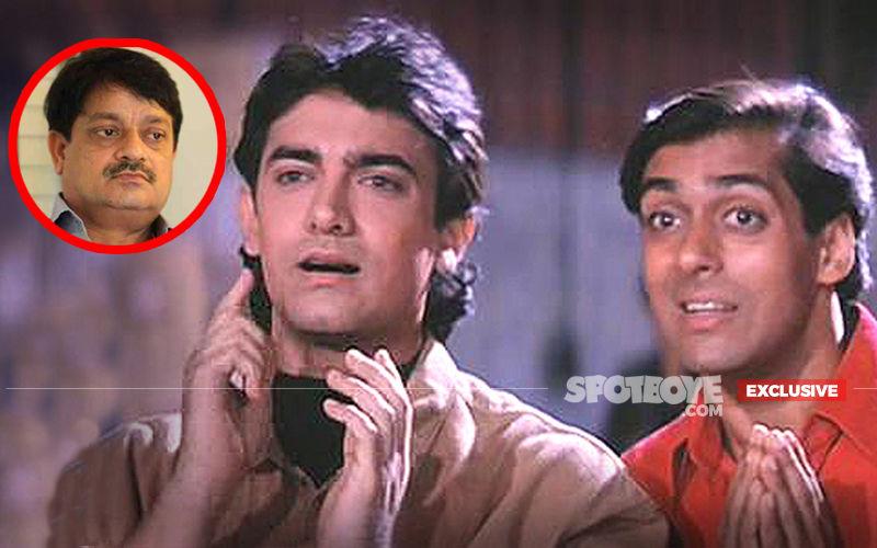 No Salman Khan-Aamir Khan In Andaz Apna Apna Sequel Yet! Writer Dilip Shukla Hallucinating?- EXCLUSIVE