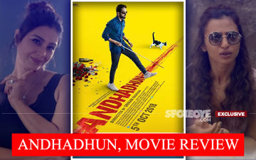 Andhadhun, Movie Review: The Orgasm Is In The Piano, Not In The Sexual Act