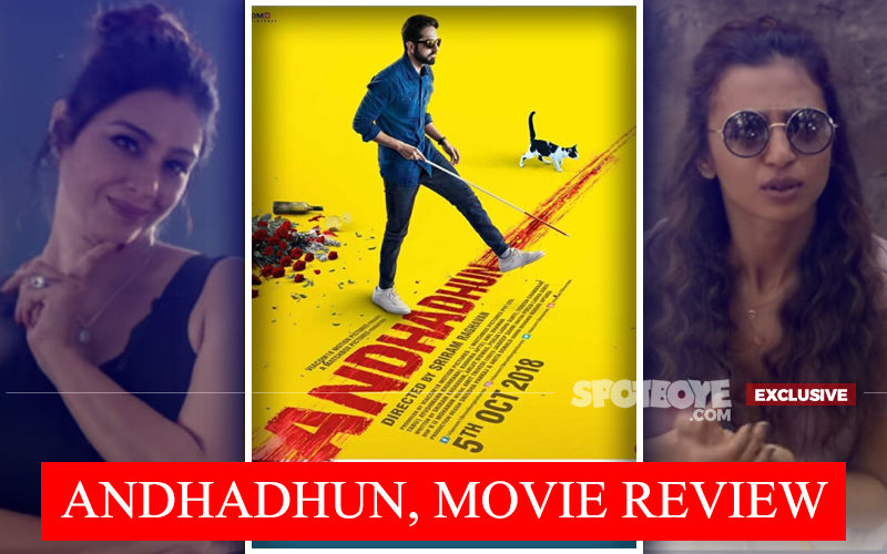 Andhadhun Movie Review The Orgasm Is In The Piano Not In The Sexual Act
