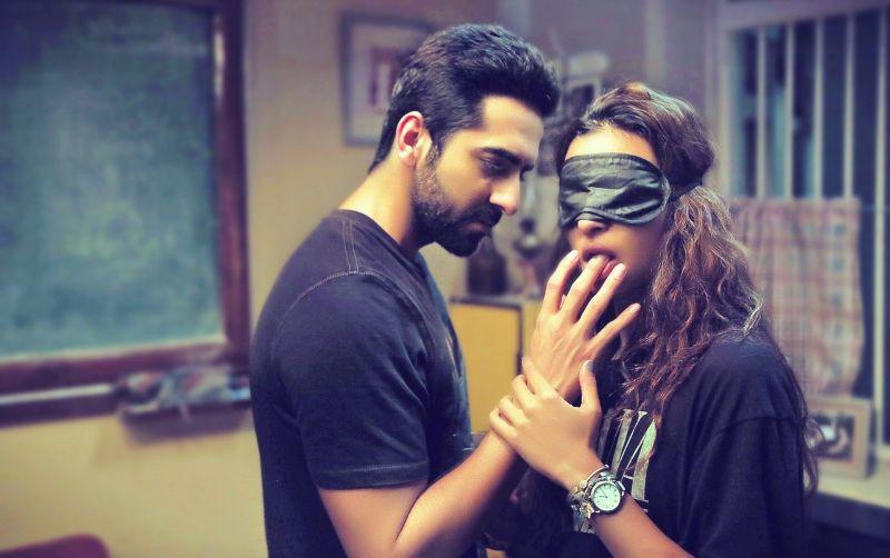 अंधाधुन के गाने 'नैना दा क्या कसूर' ने साबित कर दिया है कि 'प्यार अंधा होता है'!