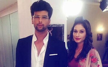 Kushal Tandon & Aneri Vajani Blessed With A Baby Girl