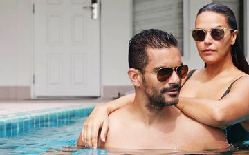 Angad Bedi Shuts Down Trolls Body Shaming Neha Dhupia; Says Women Like Her Should Be Celebrated