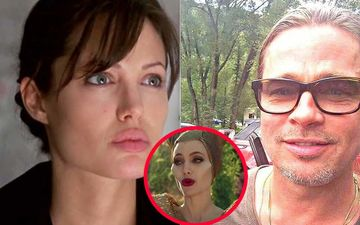 Angelina Jolie Brad Pitt Divorce: Jolie Says She Was 'Pretty Broken' Before Filming Maleficent: Mistress Of Evil